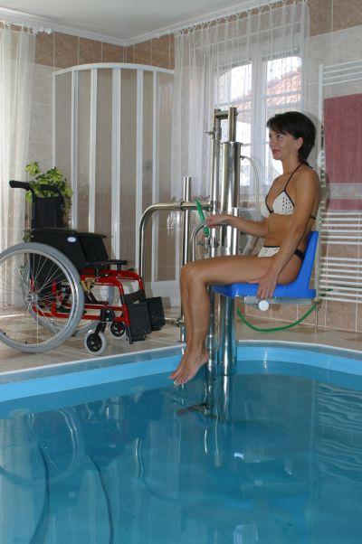 Lehner Poollift Delphin - Bild 3