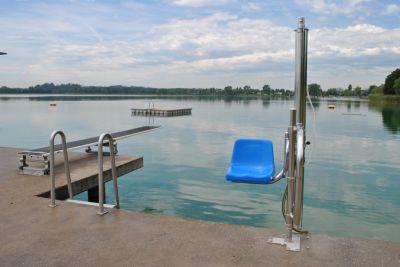 Lehner Poollift Delphin - Bild 5