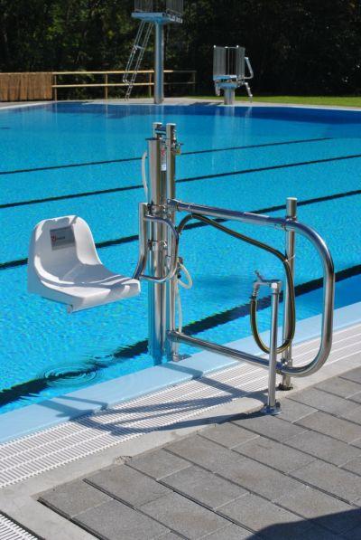 Lehner Poollift Delphin - Bild 6