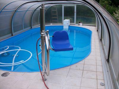 Lehner Poollift Delphin - Bild 7