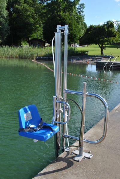 Lehner Poollift Delphin - Bild 10