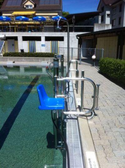 Lehner Poollift Delphin - Bild 11