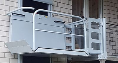 Lippe Lift STL300 Hublift - Bild 11